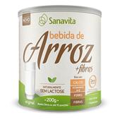 Imagem de SANAVITA BEBIDA ARROZ+FIBRAS AD 200GR